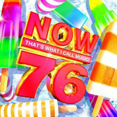 Various Artists : Now That's What I Call Music! 76 CD (2010)