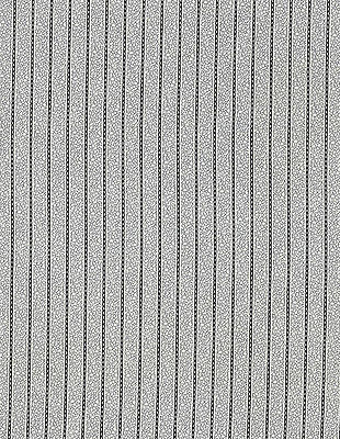 Antique 1890 Gray Black Stripe Shirting Fabric