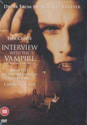 Interview With the Vampire DVD (1998) Tom Cruise