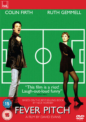 Fever Pitch DVD (2007) Colin Firth