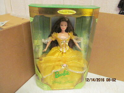 1999 Mattel Barbie As Beauty From Beauty & The Beast #24673 NIB!!! Belle