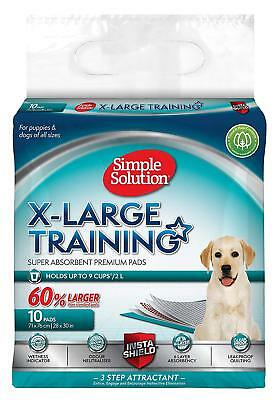 Simple Solution Extra Large Training Pads 10 pk