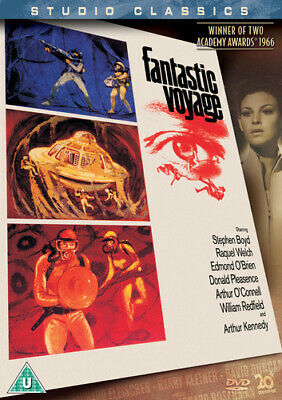 Fantastic Voyage DVD (2005) Stephen Boyd, Fleischer (DIR) cert U Amazing Value