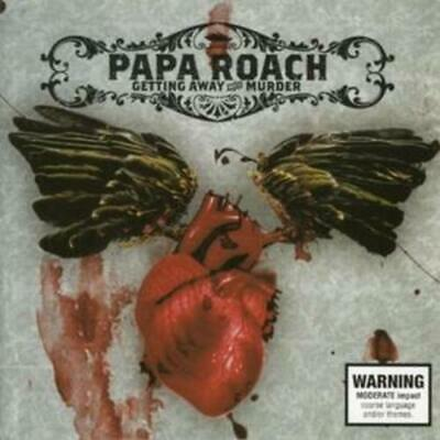Papa Roach : Getting Away With Murder [australian Import] CD (2004) Great Value