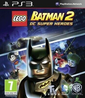LEGO Batman 2: DC Super Heroes (PS3) VideoGames