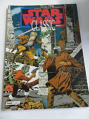 1x Comic - Classic STAR WARS Band 1 (Goodwin Williamson)