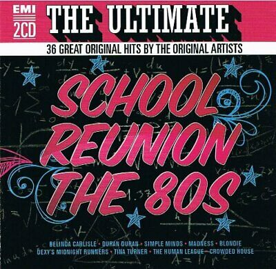 Various : Ultimate School Reunion: the 8 CD Incredible Value and Free Shipping!
