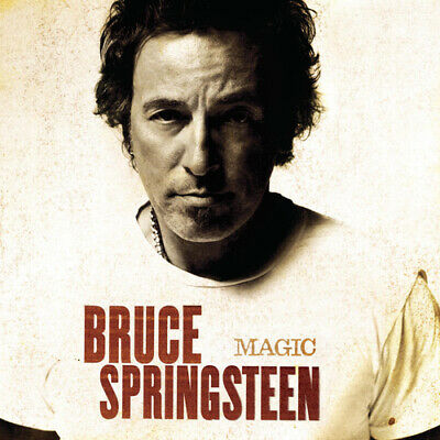 Bruce Springsteen : Magic CD (2007)
