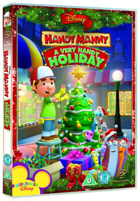 Handy Manny: A Very Handy Holiday DVD (2009) cert U Expertly Refurbished Product