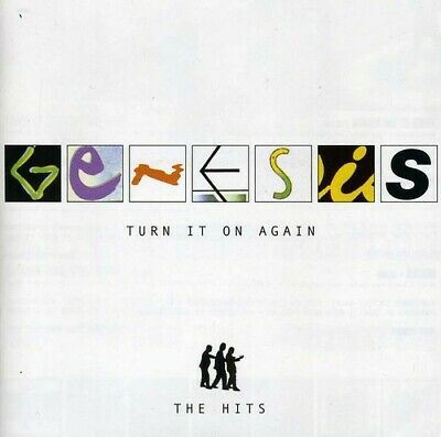 Genesis : Turn It on Again - The Hits CD Highly Rated eBay Seller, Great Prices