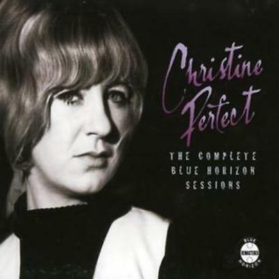 Christine Perfect : The Complete Blue Horizon Sessions CD (2008) ***NEW***