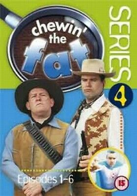 Chewin' the Fat: Series 4 - Episodes 1-6 DVD (2002) cert 15 Fast and FREE P & P
