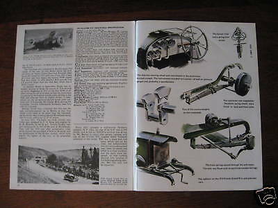 1914 Grand Prix Vauxhall by Laurence Pomeroy Profile 21