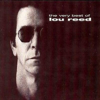 Lou Reed : The Very Best Of Lou Reed CD (1999) Expertly Refurbished Product