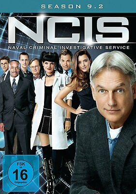 NCIS - Navy CIS - Season/Staffel 9.2 # 3-DVD-BOX-NEU