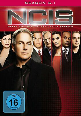 NCIS - Navy CIS - Season/Staffel 6.1 # 3-DVD-BOX-NEU
