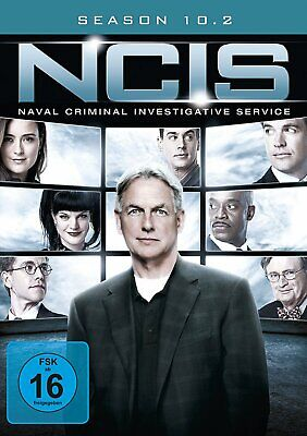NCIS - Navy CIS - Season/Staffel 10.2 # 3-DVD-BOX-NEU