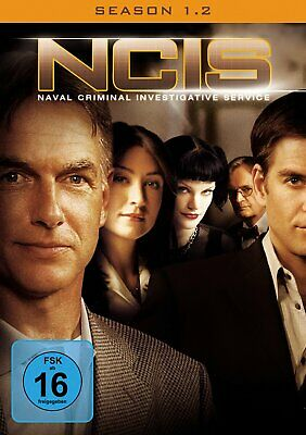 NCIS - Navy CIS - Season/Staffel 1.2 # 3-DVD-BOX-NEU