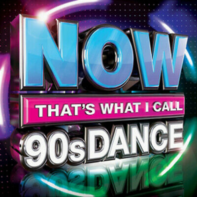 Various Artists : Now That's What I Call 90s Dance CD 3 discs (2012) Great Value