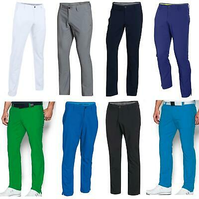 Under Armour Golf 2017 Match Play Taper Leg Trousers (Various Colours)