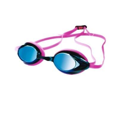 NEW SWIMMING swim Racing GOGGLES Speedo Women's Vanquisher Mirrored Antifog