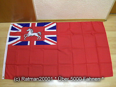 Fahnen Flagge Hannover zur See 1801-1866 - 90 x 150 cm