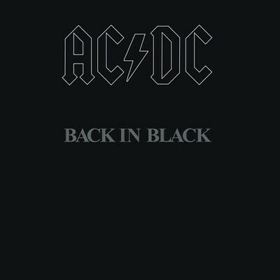AC/DC : Back in Black CD (2003)