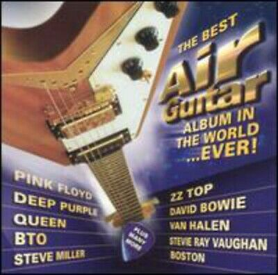 Various Artists : The Best Air Guitar Album in the World.. CD