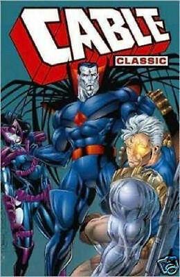 Cable Classic Volume 2  - Softcover Graphic Novel by Marvel