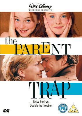 The Parent Trap DVD (2001) Dennis Quaid, Meyers (DIR) cert PG Quality guaranteed