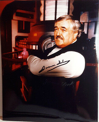 James Doohan-Scotty STAR TREK  8x10 Autograph Color Photo- (EBAU-1084)
