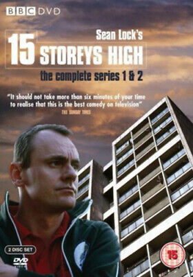 15 Storeys High: The Complete Series 1 and 2 DVD (2007) Sean Lock, Nunnely