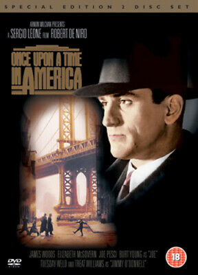 Once Upon a Time in America DVD (2003) Robert De Niro