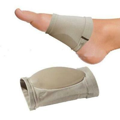 Utility Washable Soft Plantar Fasciitis Arch Support Cushion Foot Pad Feet Care