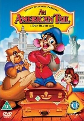 An American Tail DVD Don Bluth cert U Highly Rated eBay Seller, Great Prices