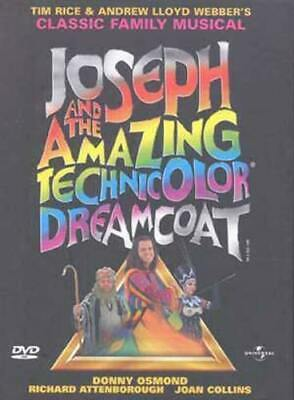 Joseph and the Amazing Technicolor Dreamcoat DVD (2007) Robert Torti