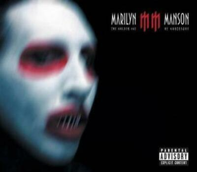 Marilyn Manson : The Golden Age of the Grotesque CD Expertly Refurbished Product