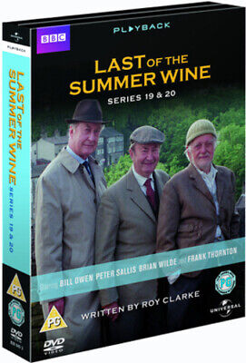 Last of the Summer Wine: The Complete Series 19 and 20 DVD (2011) Bill Owen
