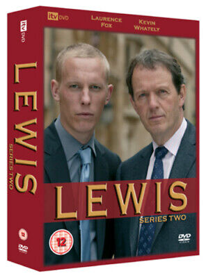 Lewis: Series 2 DVD (2008) Kevin Whately