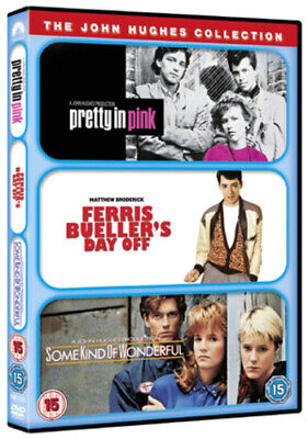 Pretty in Pink/Some Kind of Wonderful/Ferris Bueller's Day Off DVD (2009) Jim