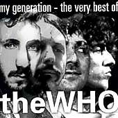 My Generation - The Very Best of The Who CD