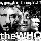 My Generation - The Very Best of The Who CD Incredible Value and Free Shipping!