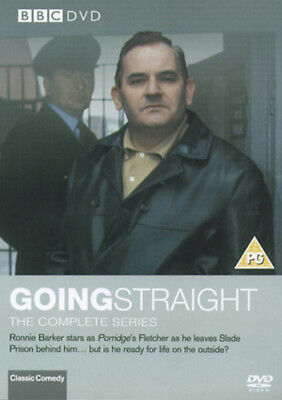 Going Straight: The Complete Series DVD (2004) Ronnie Barker ***NEW***