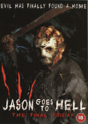 Jason Goes to Hell - The Final Friday DVD (2003) John D. LeMay