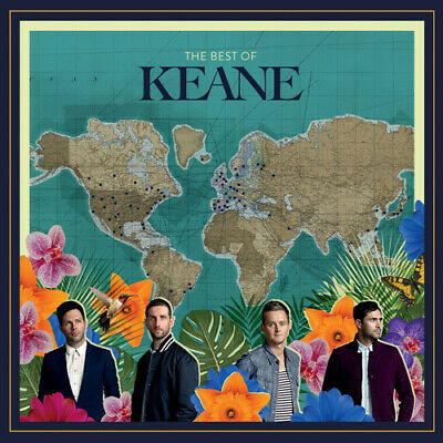 Keane : The Best of Keane CD (2013)
