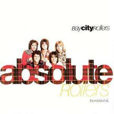 Bay City Rollers : Absolute Rollers: the very best of CD (2004) Amazing Value