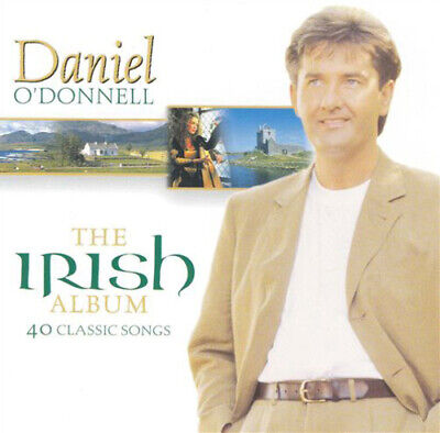 Daniel O'Donnell : The Irish Album: 40 Classic Songs CD (2009)