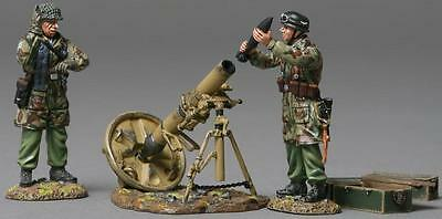 Thomas Gunn Ww2 German Fallschirmjager Fj025A 120Mm Mortar Set Normandy Mib