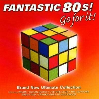 Various Artists : Fantastic 80s: the Ultimate Collection CD Fast and FREE P & P