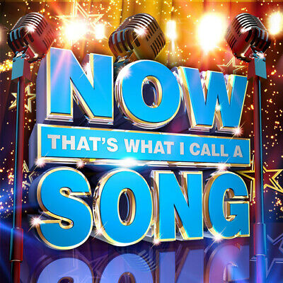 Various Artists : Now That's What I Call a Song CD 3 discs (2015) Amazing Value